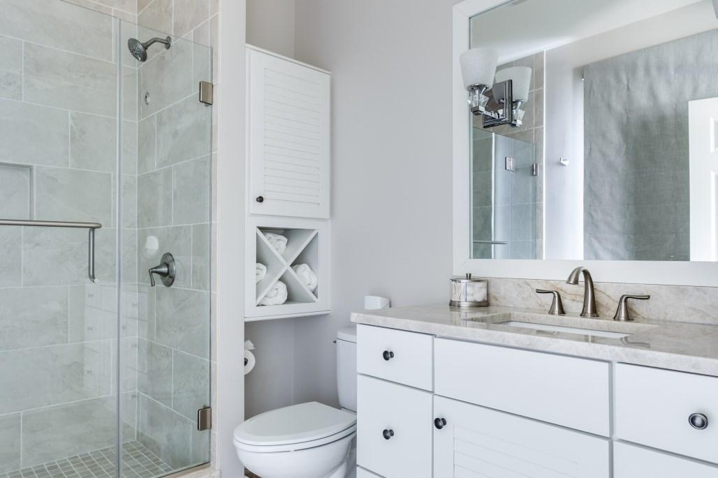 Typical Hall Bath (5' X 8')