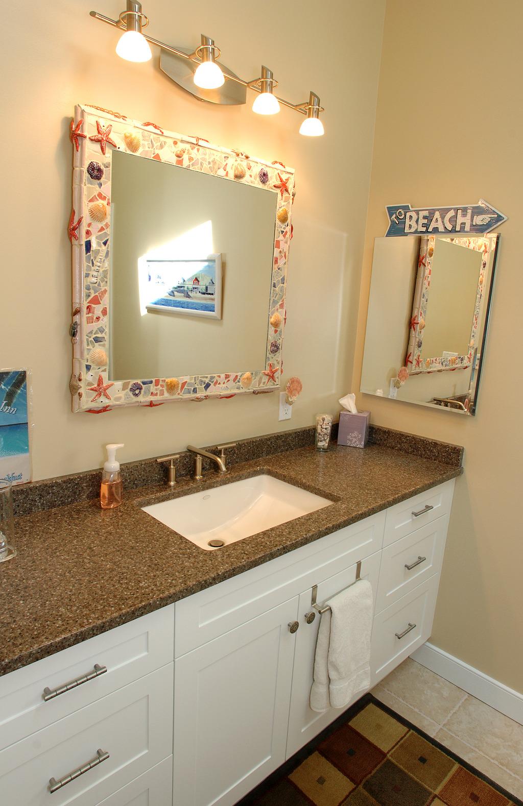 bathroom remodel gallery - boardwalk builders