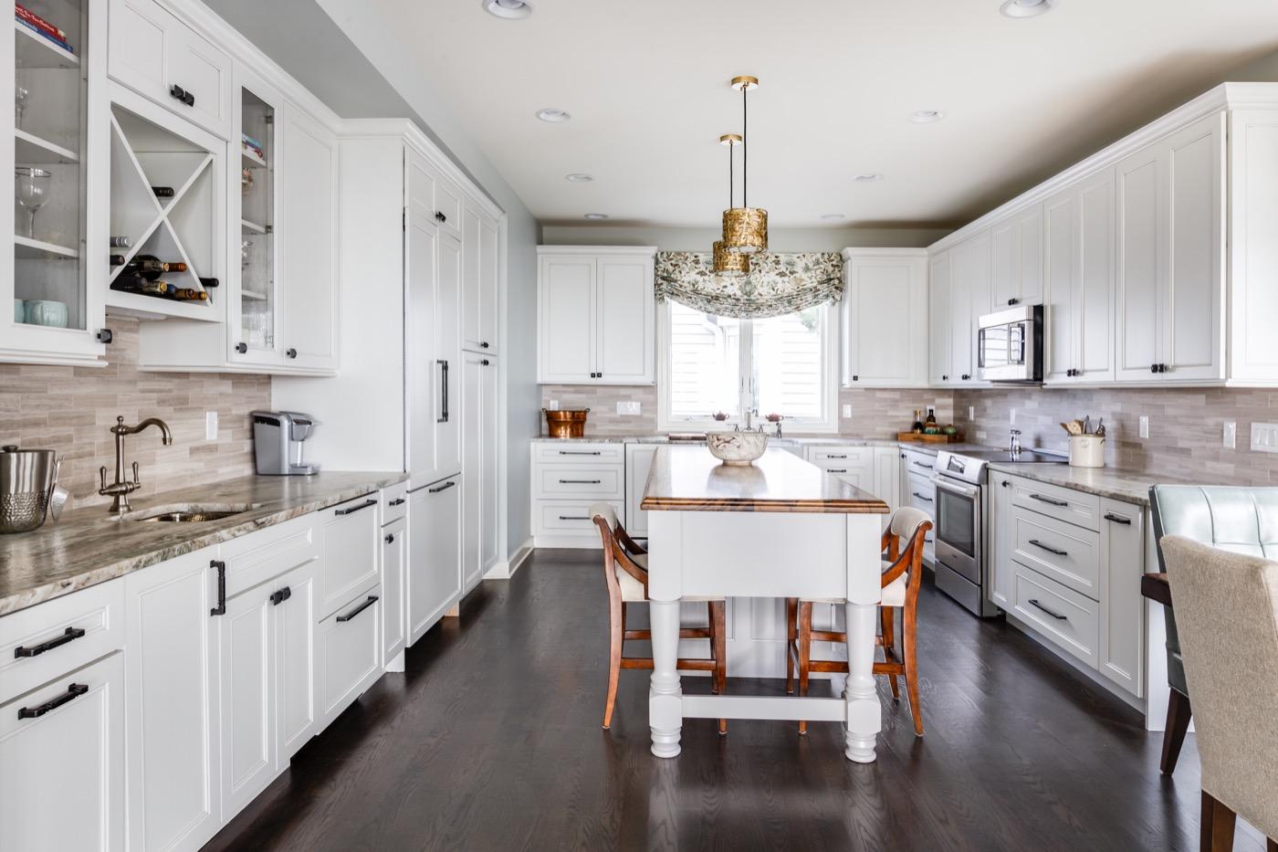 Kitchen Renovation Gallery - Boardwalk Builders