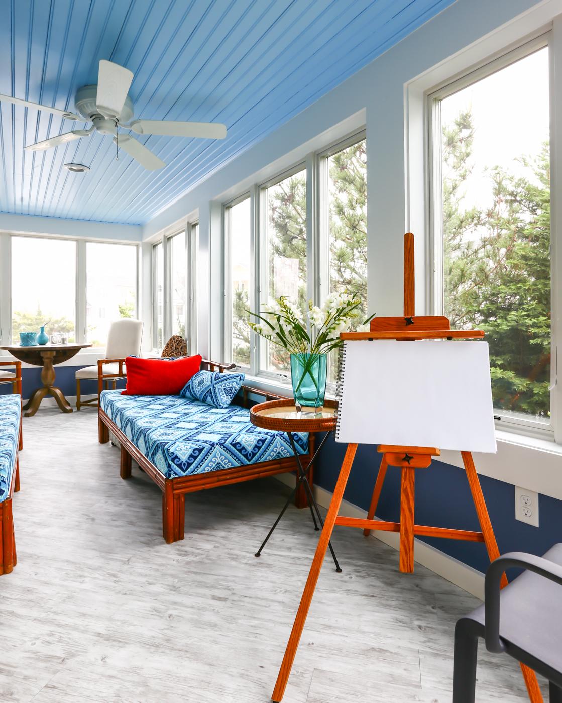 A Porch to Sunroom Conversion