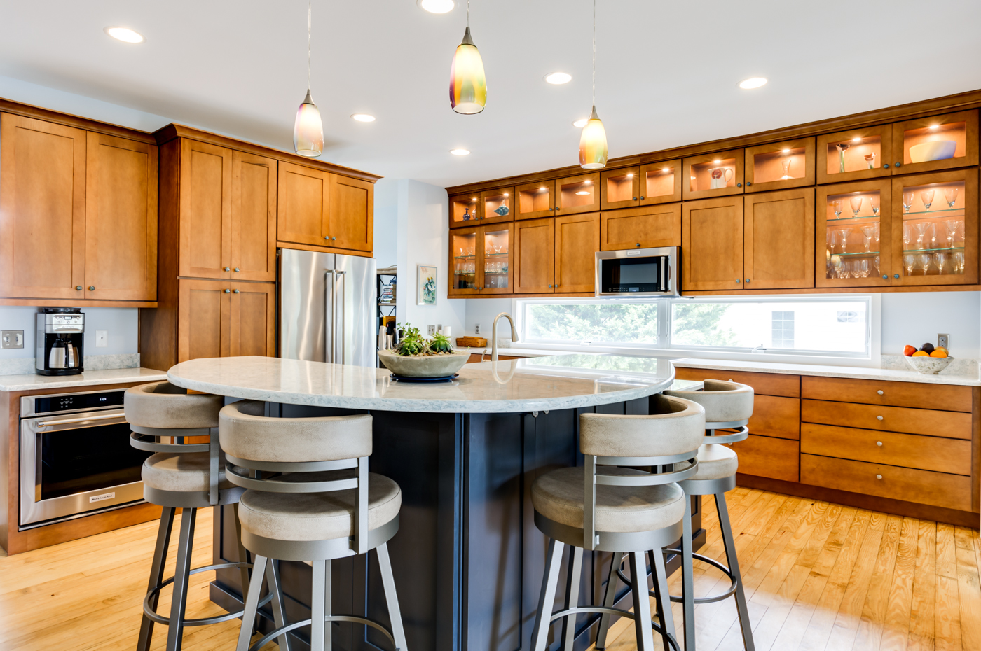 Project Spotlight: A Contemporary Coastal Kitchen